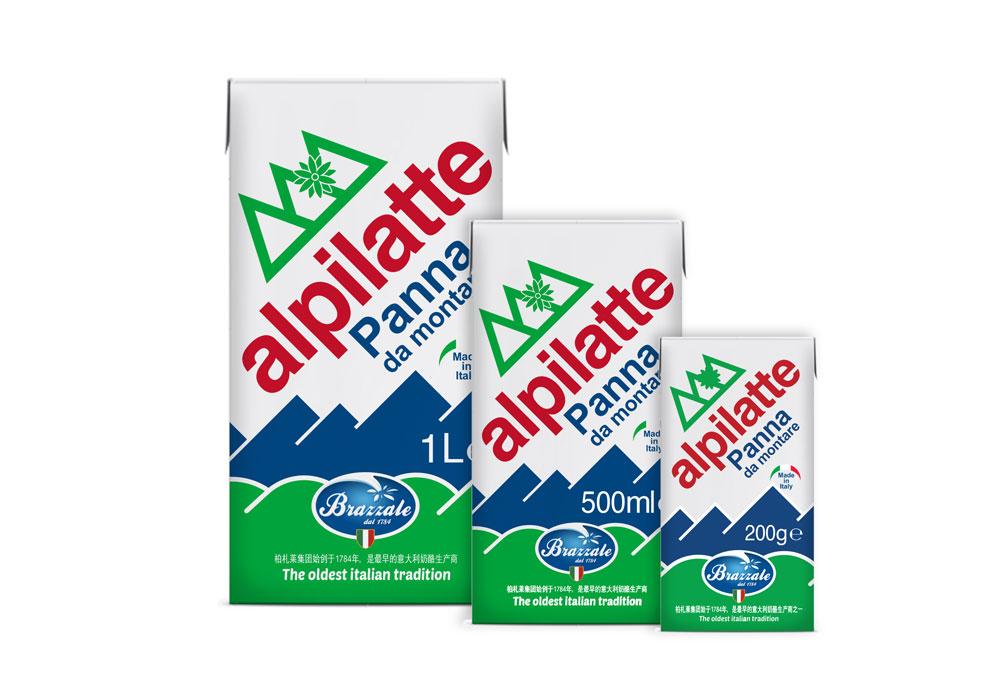 Alpilatte - Panna brick