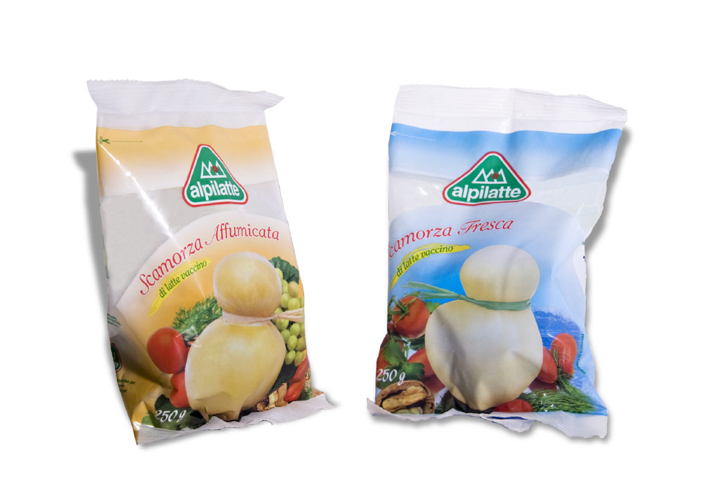 Scamorza Alpilatte in bag