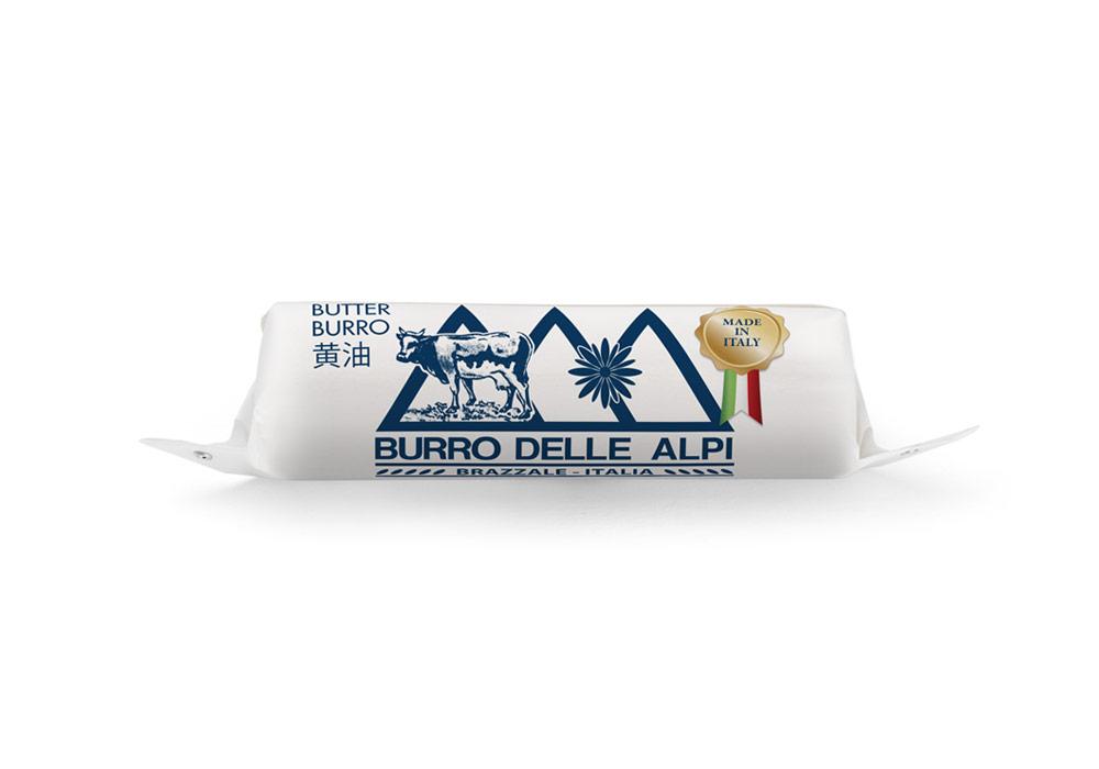 Burro delle Alpi rounded block