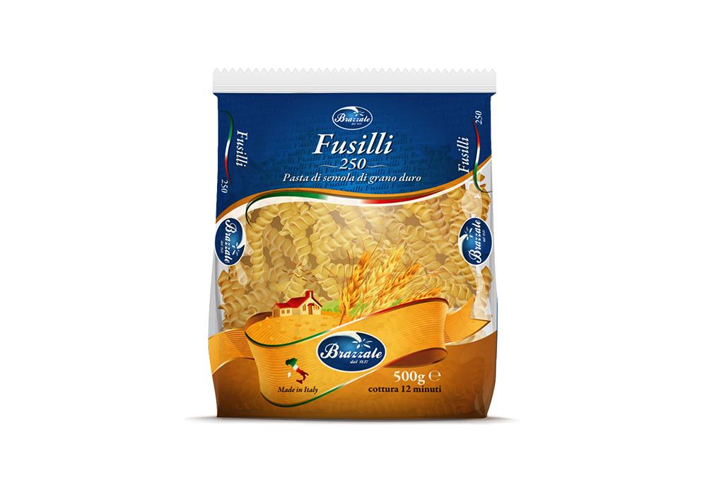 Pasta Brazzale Fusilli